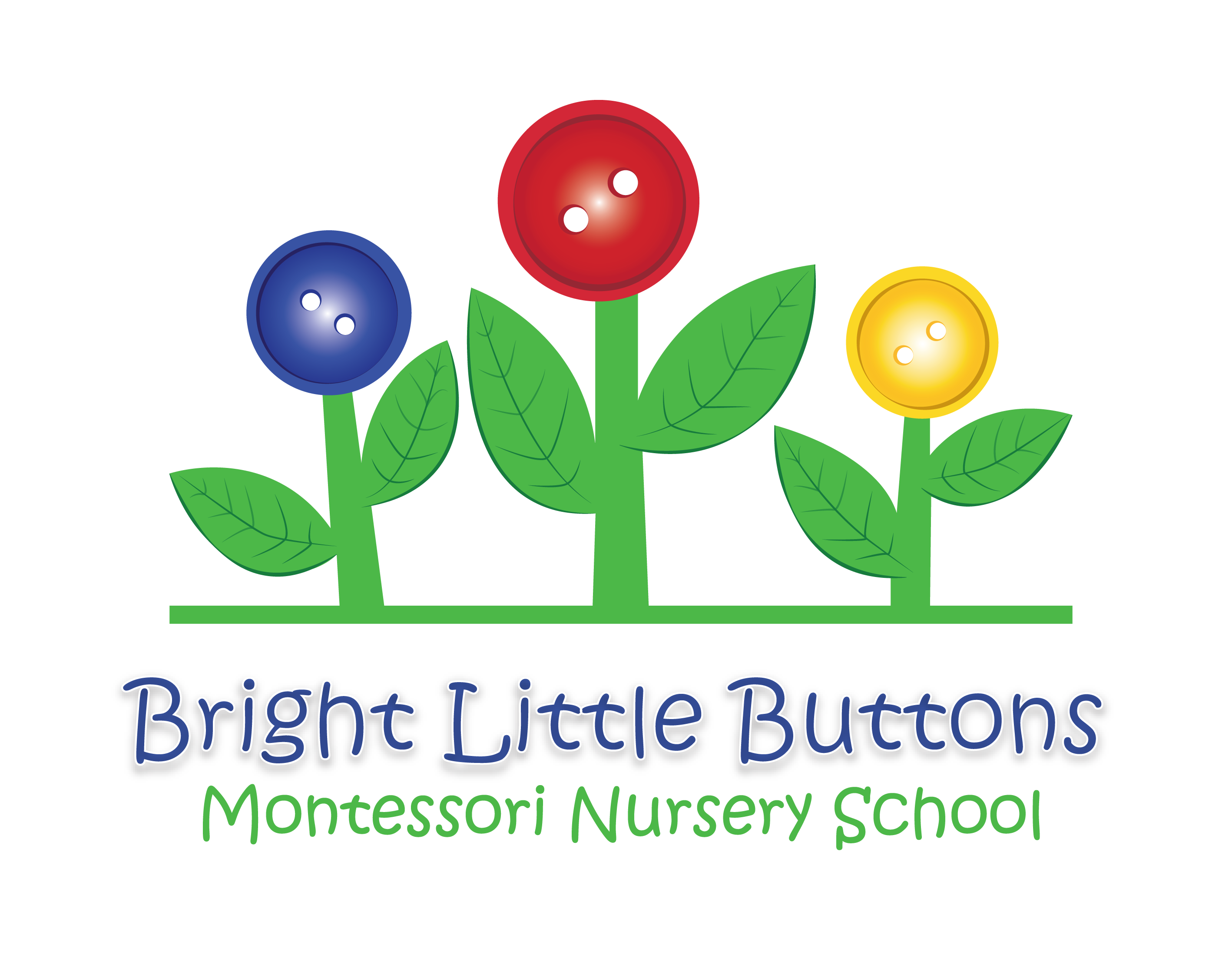 Bright Little Buttons